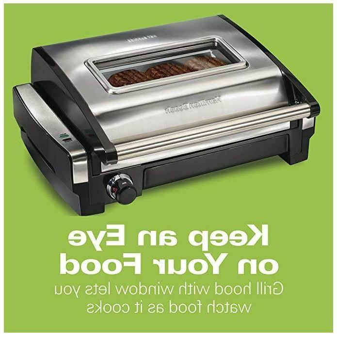 Smokeless Indoor Electric Grill Power Non-Stick BBQ AS SEEN ON TV