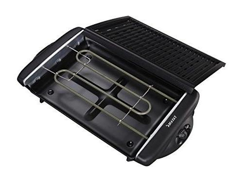 Smokeless Grill POWER 1700 Non-Stick Meat