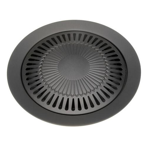 Smokeless STOVETOP Barbeque Gril