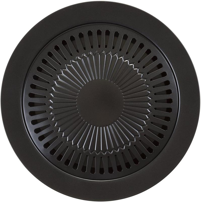 STOVE TOP Smokeless Kitchen Nonstick Pan Griddle C