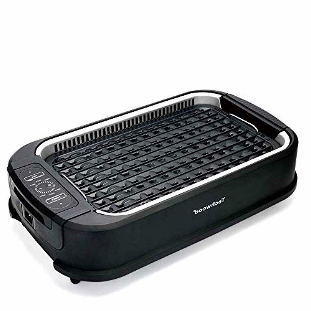 Techwood Smokeless Grill with Technology .T