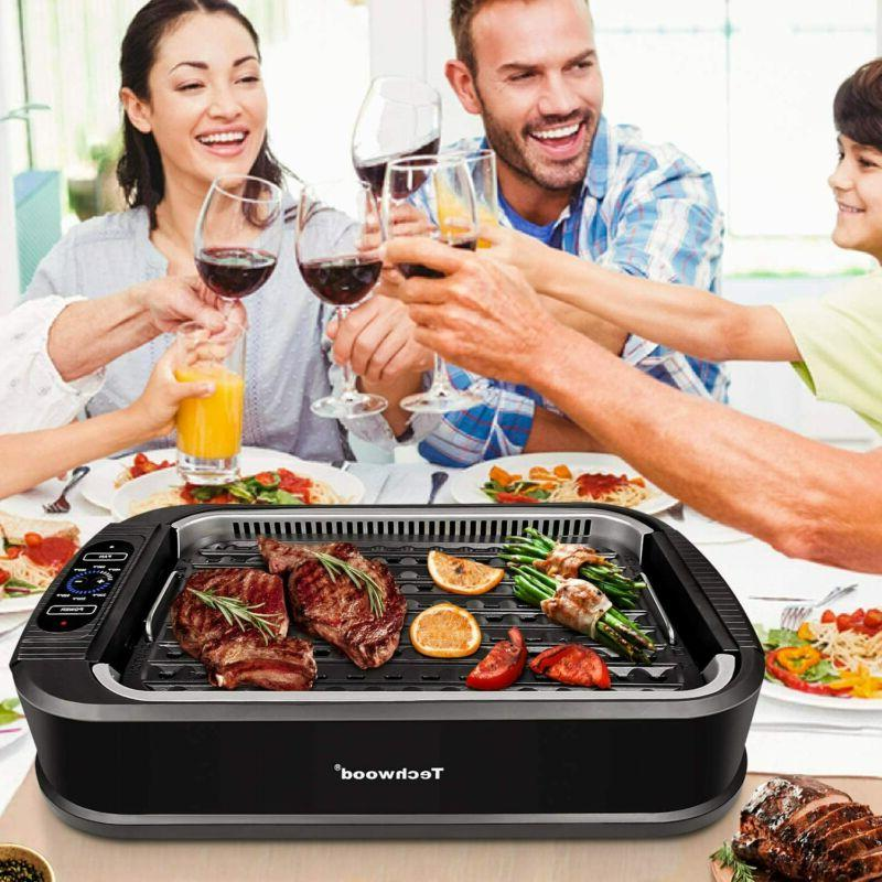 THECHWOOD Grill Watts XL Non-Stick BBQ Tray