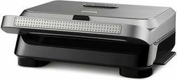 De'Longhi SW13ABC.S Livenza Compact All Day Grill, 3 inches,