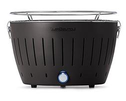 LotusGrill Standard Charcoal Barbecue with Fan Grill