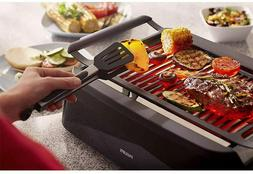 New Philips Avance Collection Smoke-Less Indoor Grill HD6371