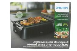 New Philips Avance Collection Smoke-Less Indoor Grill