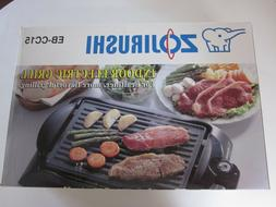 NEW ZOJIRUSHI 1300 WATT INDOOR ELECTRIC GRILL #EB-CC15 - NON