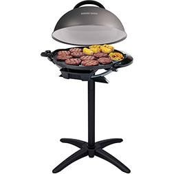 """George Foreman 240"""" Nonstick Removable Stand Indoor/Outdoor"""
