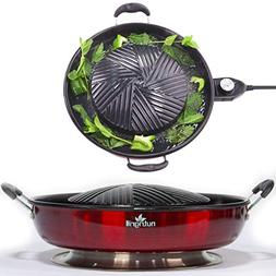 organic healthy food barbecue cooker