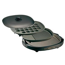 "Zojirushi hot plate ""Yakiyaki""  Dark brown EA-BP30-TD"