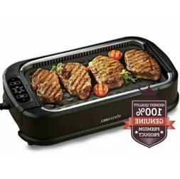 POWER 1500 Watts XL NonStick BBQ Smokeless Indoor Electric G