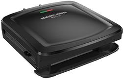 George Foreman Rapid Grill Series, 4-Serving Removable Plate