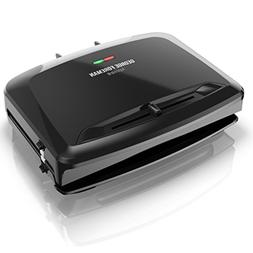George Foreman Rapid Grill Series, 5-Serving Removable Plate