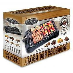 SMART PLANET SIG1 SMOKELESS INDOOR GRILL NON STICK SURFACE