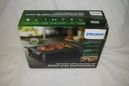 Philips Smoke-less Indoor Grill HD6370/91 Avance Collection