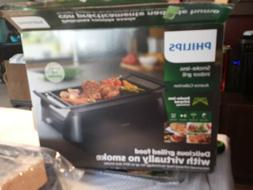 Philips Smoke-less Indoor Grill HD6372/ 71 BRAND NEW
