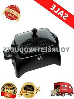 Smokeless Grill Electric Indoor Large Family POWER 1500 Watt