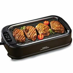 Power Smokeless Grill Indoor Electric Cooker Non Stick BBQ X