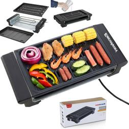 smokeless indoor barbecue grill 1120w infrared indoor