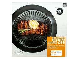 smokeless indoor barbecue grill new in box