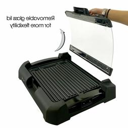 Indoor Electric Grill1700 Watts Power Non-Stick BBQ