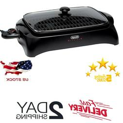Smokeless Indoor Electric Grill Power 1500 Watts XL Non Stic