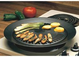 smokeless indoor stovetop barbecue grill nonstick water