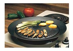 New Smokeless Indoor STOVETOP BBQ GRILL Barbeque Kitchen Bar