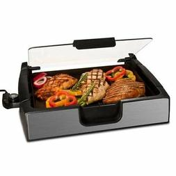 "Smart Planet Premium Smokeless 20"" Non Stick Griddle"
