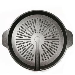 Stove Top Grill - Smokeless Indoor Nonstick, Korean BBQ Grid