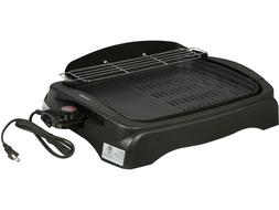 Tayama TG-863XL Non-Stick Electric Grill Ribbed and Solid Su