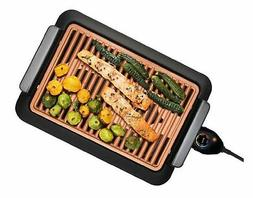 The Kitchen Queen Gotham Steel Smokeless Grill Extra Large 1
