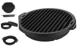 WaxonWare Nonstick Grill Pan For Stove Top - Smokeless BBQ G